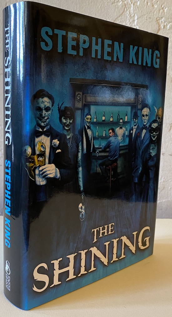 Image for THE SHINING. Subterranean Press, Burton, MI, 2013.  First Thus. Limited to 1500, slipcased copies.