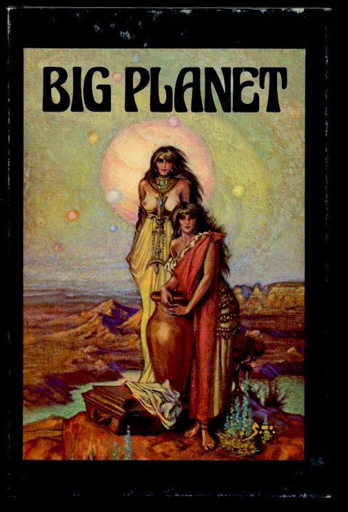Image for BIG PLANET. Underwood-Miller, San Francisco/Lancaster, PA, 1978.  Limited edition of 1000 copies.
