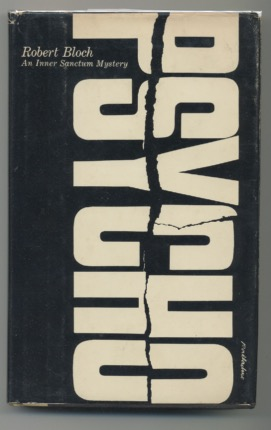 Image for ROBERT BLOCH: PSYCHO.  Simon & Schuster, 1959.  First edition. SIGNED & INSCRIBED to H.P. Lovecraft biographer and researcher—Arthur Koki. Fine fresh copy.