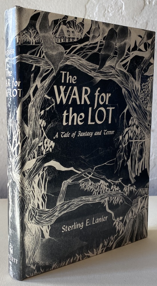 Image for THE WAR FOR THE LOT A Tale of Fantasy and Terror.  Follett Publishing, Chicago, 1969. First Edition.  In 1st state dust-wrapper.
