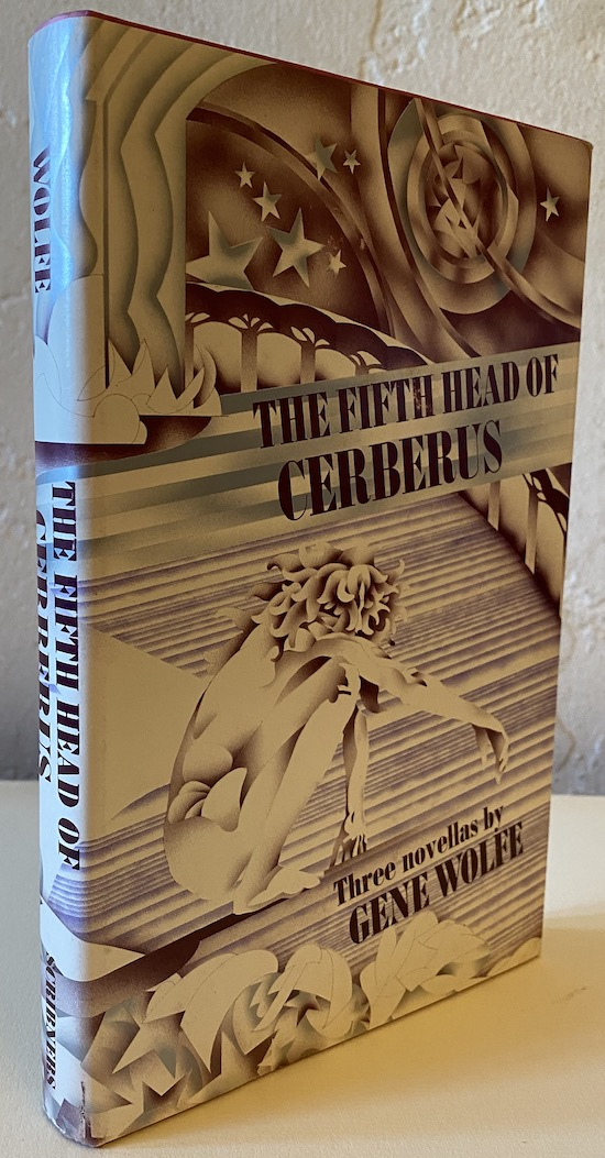 Image for THE FIFTH HEAD OF CERBERUS. Scribners, N.Y., 1972. First Edition.