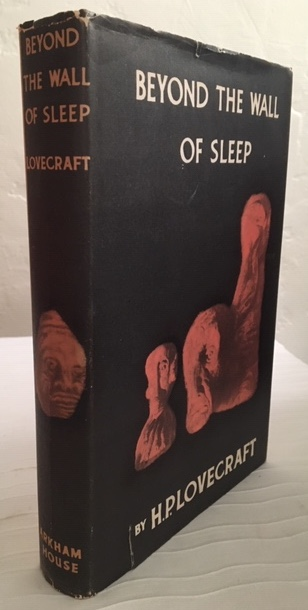 Image for H.P. LOVECRAFT: BEYOND THE WALL OF SLEEP.  Arkham House, 1944. [First Edition], [1217 copies].