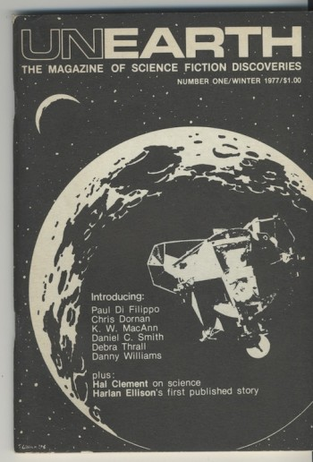 Image for UNEARTH: The Magazine Of Science Fiction Discoveries. Number One/Winter, 1977