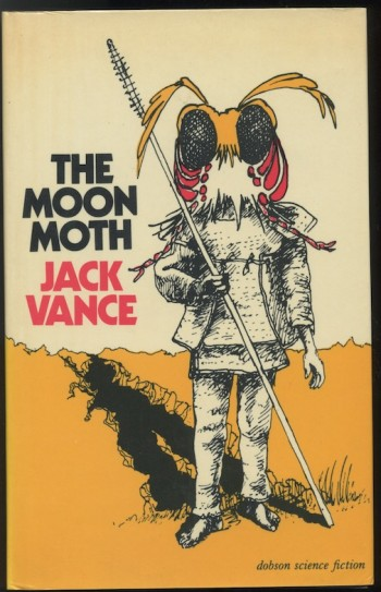 Image for THE MOON MOTH And Other Stories. Dennis Dobson, London, 1975.  [First Hardbound Edition.]