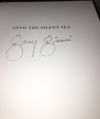 Image for Mike Mignola/Gary Gianni—HELLBOY INTO THE SILENT SEA: STUDIO EDITION.  Fleske Publications, 2018. [2000 copies]  SIGNED by Gianni!  Already O.P.