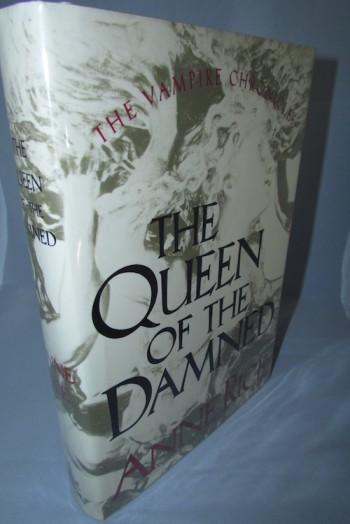Image for QUEEN OF THE DAMNED
