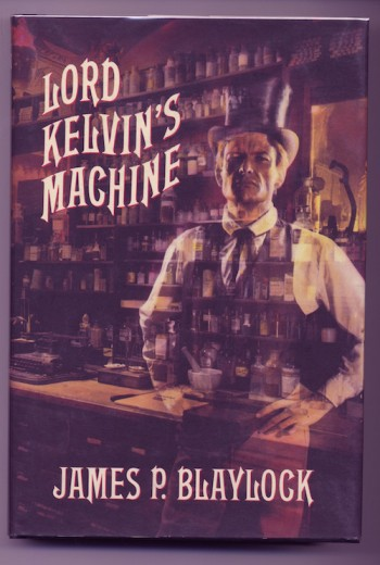 Image for LORD KELVIN'S MACHINE.  Signed by the author & dated the month of publication.