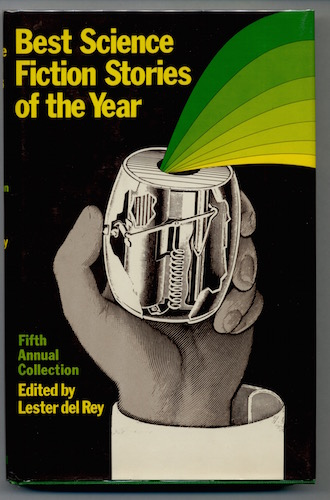 Image for BEST SCIENCE FICTION STORIES OF THE YEAR: Fifth Annual Collection.
