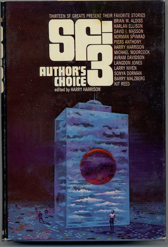 Image for SF:3 Thirteen SF Greats Present Their Favorite Stories.