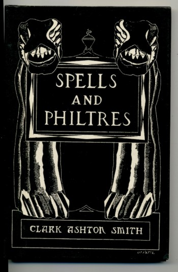 Image for SPELLS AND PHILTRES