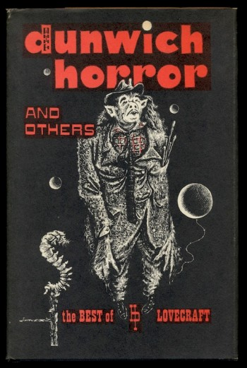 Image for H.P. LOVECRAFT: THE DUNWICH HORROR. Arkham House, 1963.  [First Edition Thus].