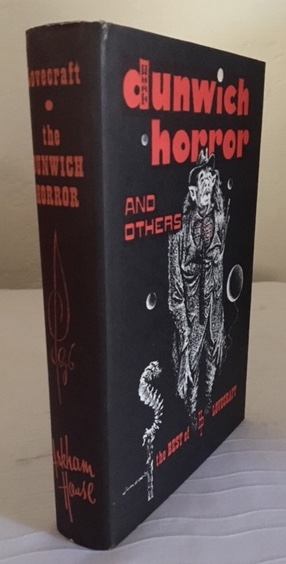 Image for H.P. LOVECRAFT: THE DUNWICH HORROR. Arkham House, 1963.  [First Edition], [3133 copies].