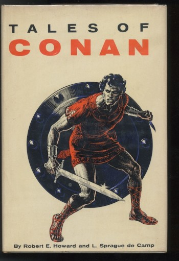 Image for TALES OF CONAN