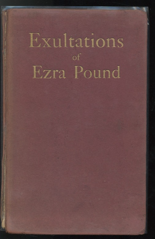 Image for EXULTATIONS