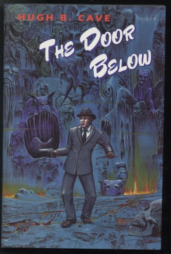 Image for THE DOOR BELOW—Fedoghan & Bremer. 1997. 1st Edition. 100 Signed, numbered, slipcased copies in d.j.