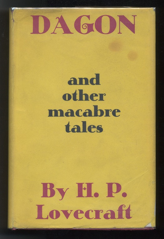 Image for DAGON and other macabre tales. Gollancz, London, 1967. [First British edition].