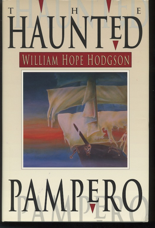 Image for THE HAUNTED PAMPERO. Donald M. Grant, 1991.  [2nd printing]. [500 copies printed].