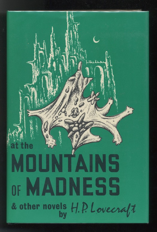 Image for AT THE MOUNTAINS OF MADNESS & other novels. 4th Printing.