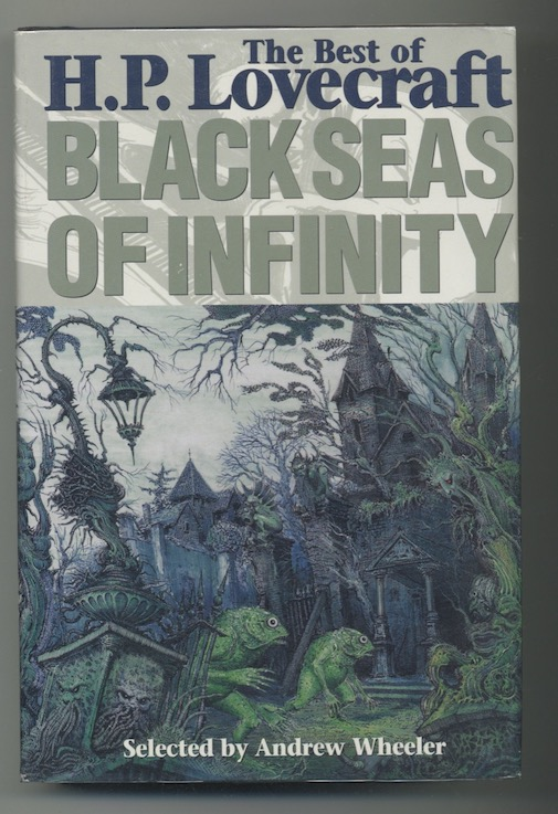Image for BLACK SEAS OF INFINITY. SFBC, Garden City, 2001. First printing.