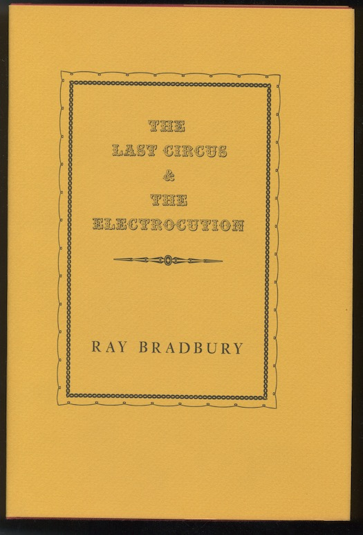 Image for THE LAST CIRCUS & THE ELECTROCUTION