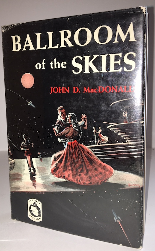 Image for BALLROOM OF THE SKIES.  Greenberg, New York, 1952.  [First Edition].  Science Fiction by Travis McGee author.