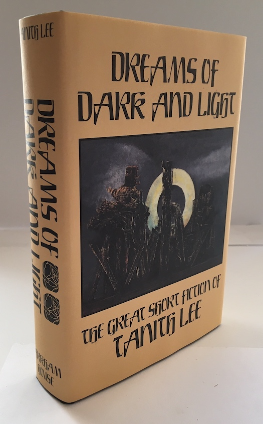 Image for DREAMS OF DARK AND LIGHT.  Arkham House, 1986. [First Edition]. [3957 Copies Printed]