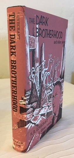 Image for THE DARK BROTHERHOOD. Arkham House, 1966.  [First edition]. [3460 copies].