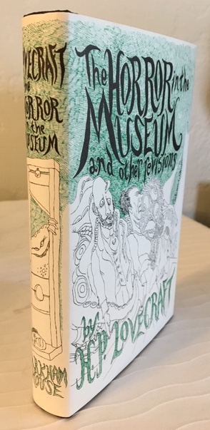 Image for THE HORROR IN THE MUSEUM and other revisions. Arkham House, Sauk City, 1970. [First edition].