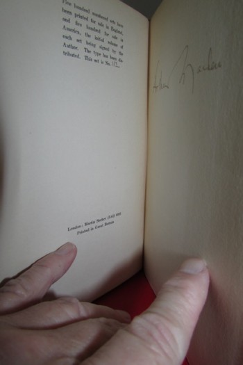 Image for  THE WORKS OF MACHEN. 