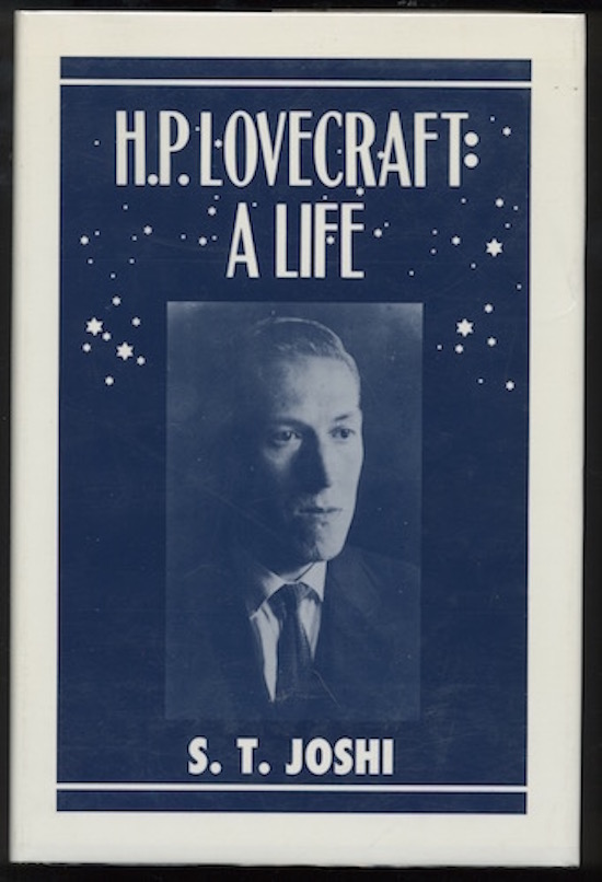 Image for H.P. LOVECRAFT: A LIFE