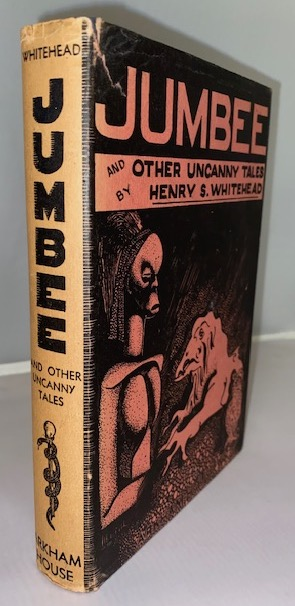 Image for JUMBEE. Arkham House, Sauk City, 1944. [First Edition, 1559 copies].