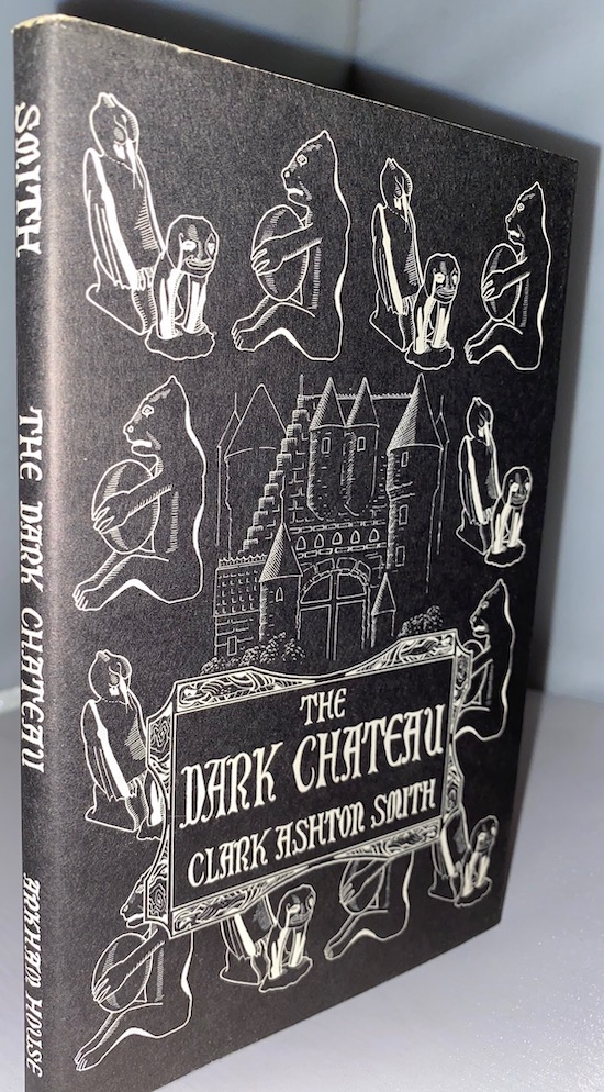 Image for THE DARK CHATEAU. Arkham House, Sauk City, 1951. [First Edition, 563 copies, only.] Signed & inscribed to the author's long-time friend, Andrew, (Drew) Dewing.  An unusually fine copy.