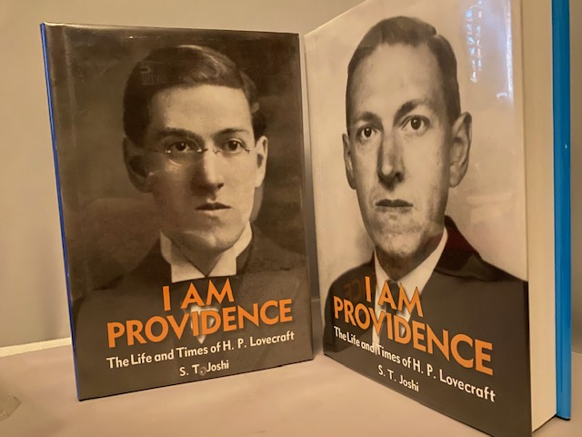 Image for I AM PROVIDENCE: The Life and Times of H.P. Lovecraft