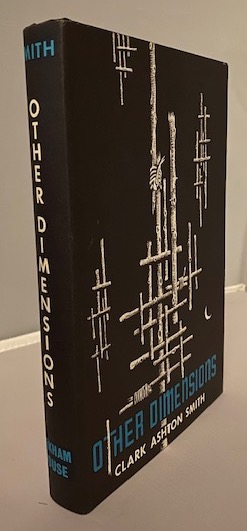 Image for OTHER DIMENSIONS.  Arkham House, 1970. [First edition]. An exceptional as new, unread copy in d.j., from the Roy A. Squires, stores.