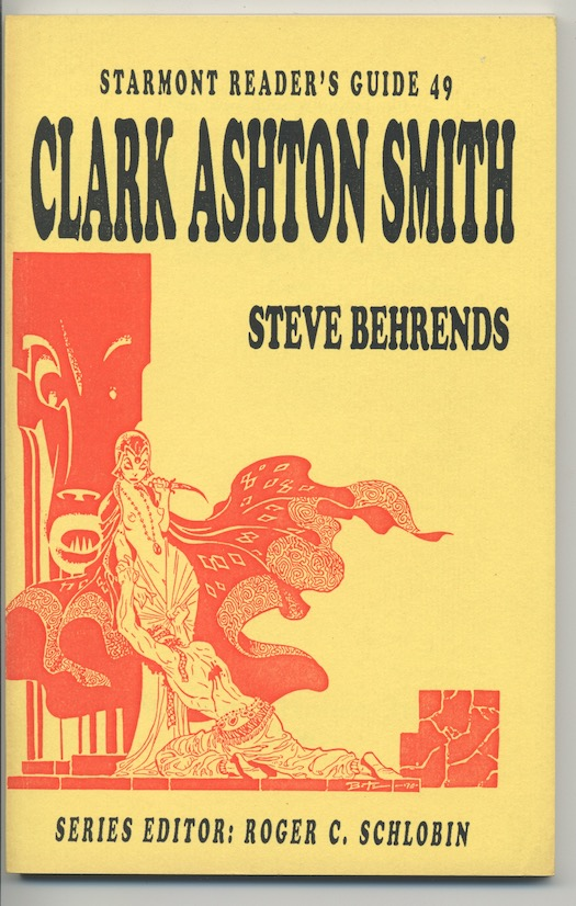 Image for STARMONT READER'S GUIDE 49 CLARK ASHTON SMITH