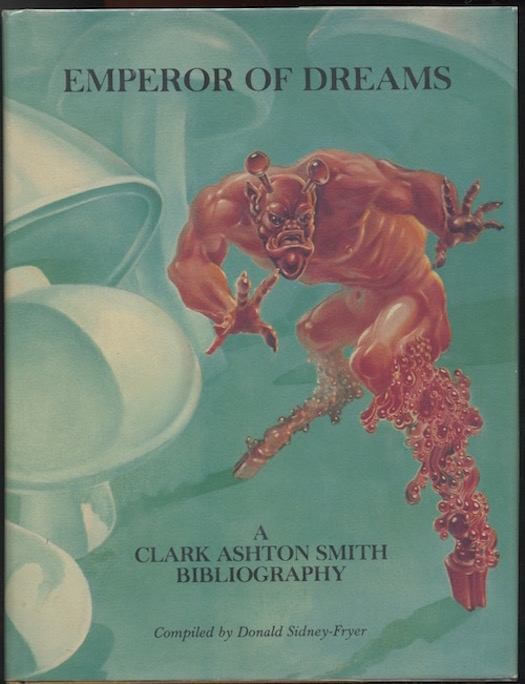 Image for THE EMPEROR OF DREAMS; A Clark Ashton Smith Bibliography. Donald M. Grant, 1978.  First Edition, Signed by the compiler