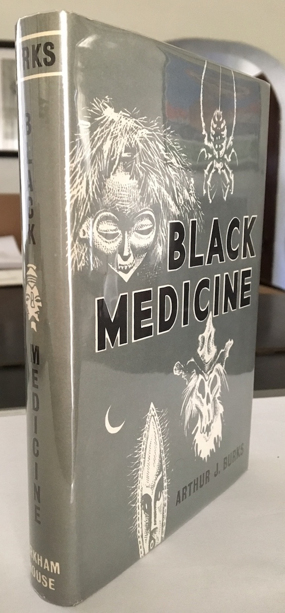 Image for BLACK MEDICINE.