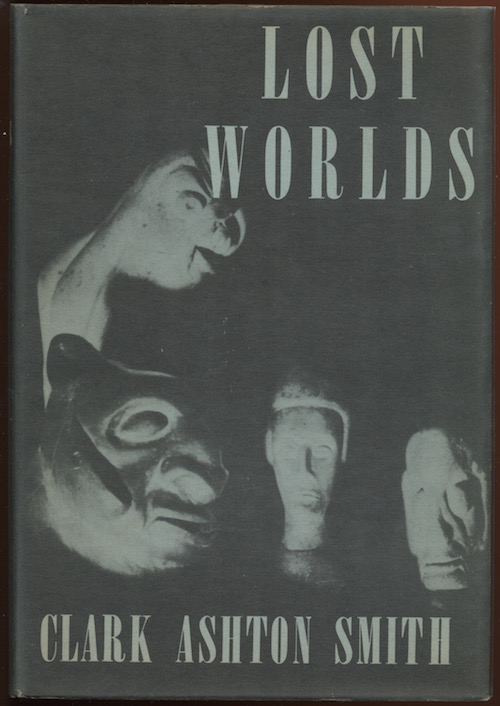 Image for LOST WORLDS—SIGNED ASSOCIATION COPY!