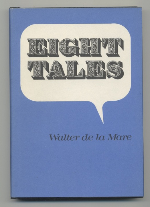 Image for EIGHT TALES—Both Dust-Wrapper States