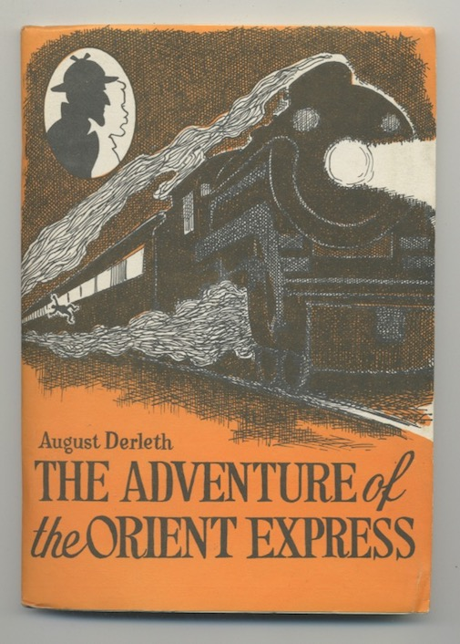 Image for THE ADVENTURE OF THE ORIENT EXPRESS