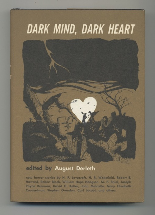 Image for DARK MIND, DARK HEART—SIGNED