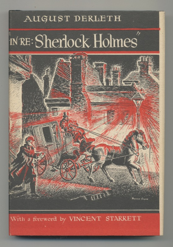 Image for IN RE: SHERLOCK HOLMES