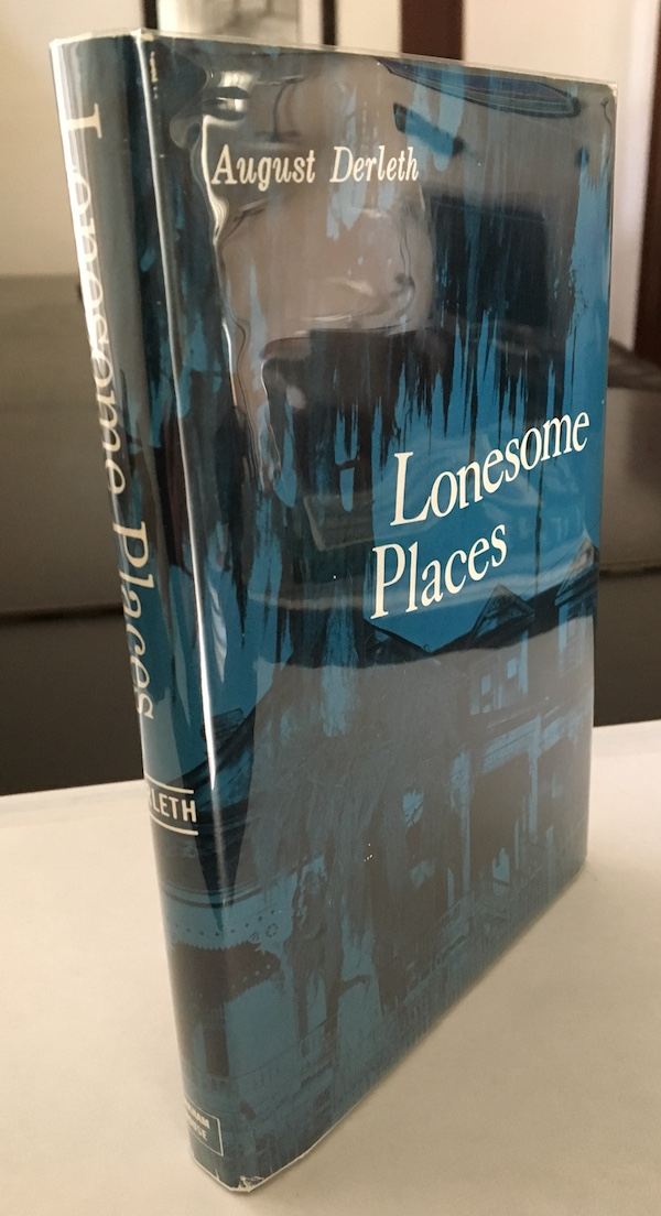 Image for LONESOME PLACES—SIGNED