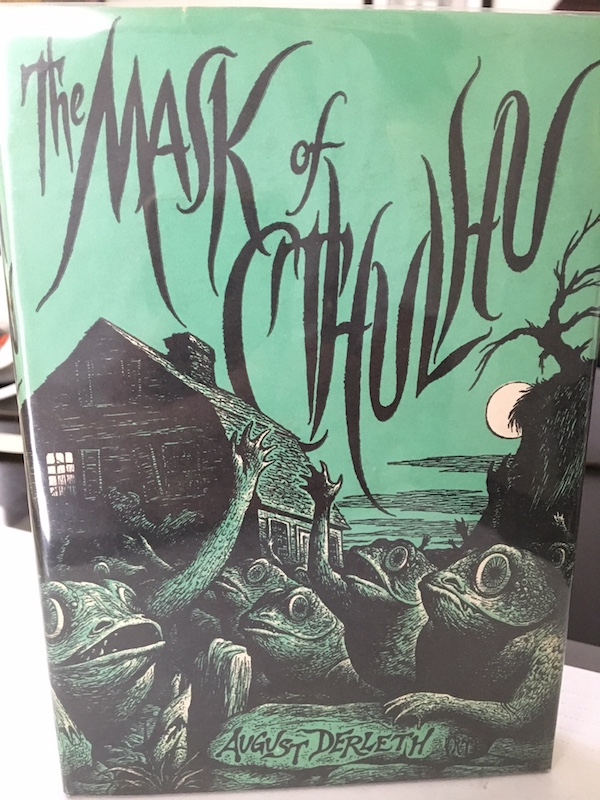 Image for MASK OF CTHULHU.
