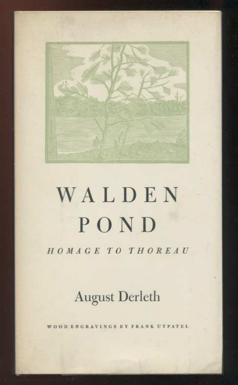 Image for WALDEN POND: Homage To Thoreau