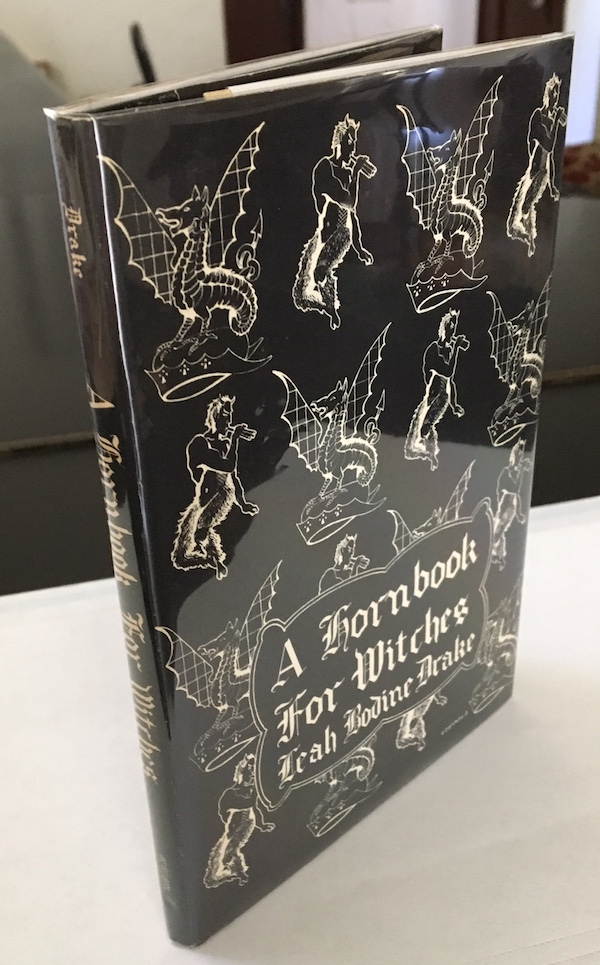 Image for LEAH BODINE DRAKE: A HORNBOOK FOR WITCHES—SCARCEST ARKHAM HOUSE BOOK!