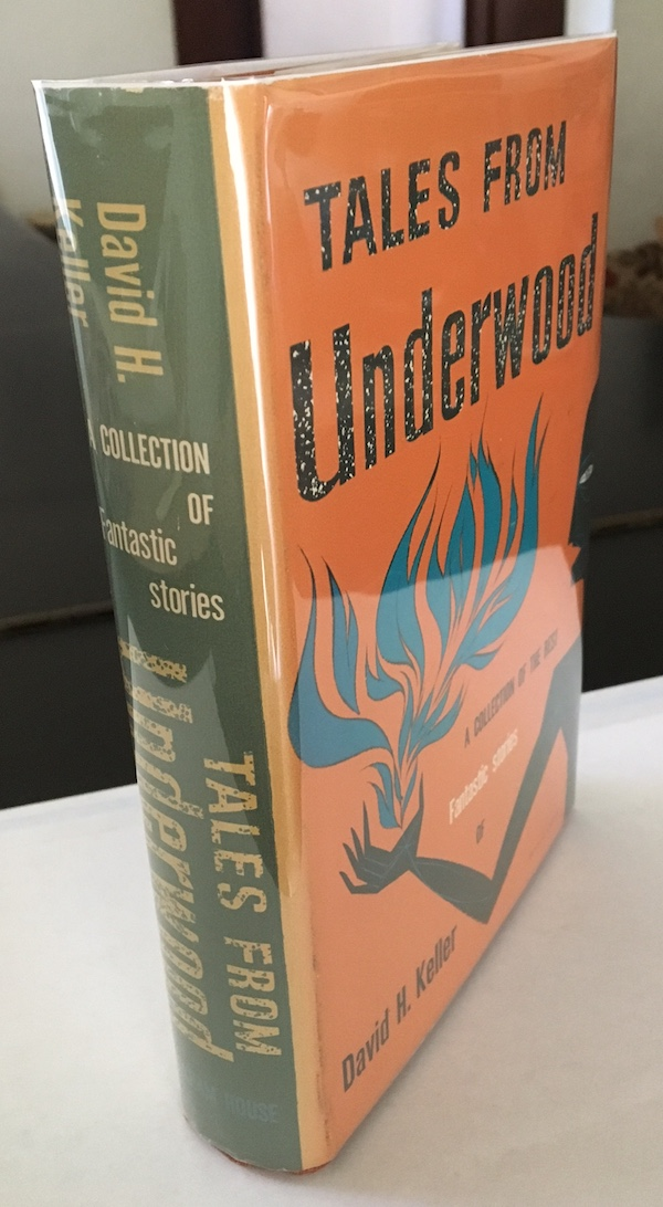 Image for TALES FROM UNDERWOOD:A Collection of the Best Fantastic Stories