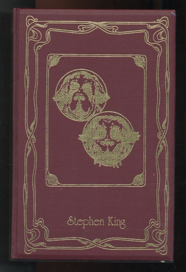 Image for STEPHEN KING: CUJO—Limited to 750 SIGNED, ESPECIALLY BOUND COPIES. Read a movie!