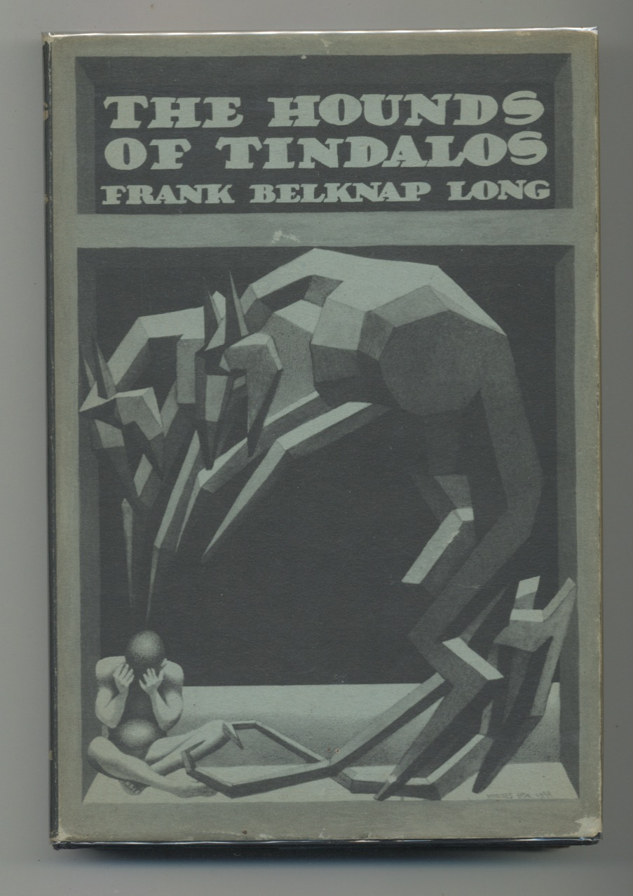 Image for THE HOUNDS OF TINDALOS