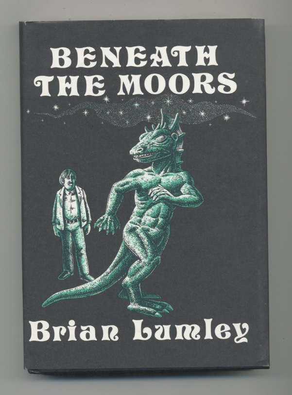 Image for BENEATH THE MOORS.